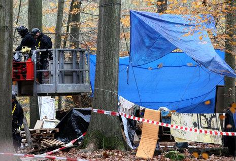 Hambach eviction
