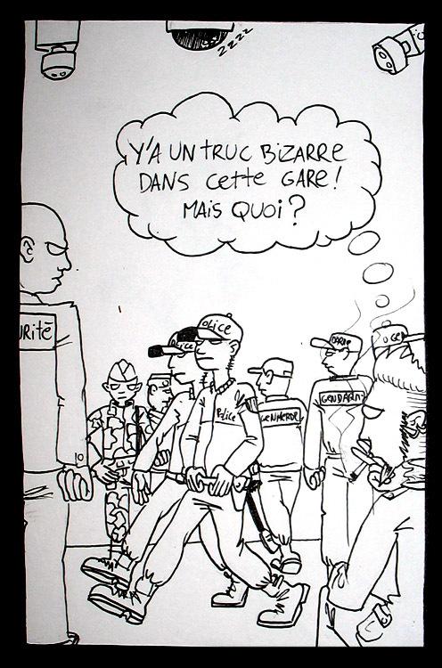 police-partout