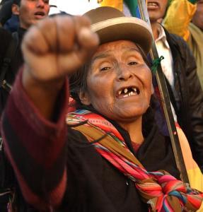 BolivieLutte